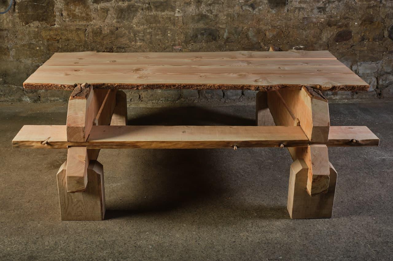 Norwegian Style Outdoor Bench - Origins Furniture
